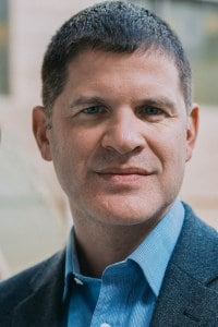 Photo of Randy Grieser, President and CEO of ACHIEVE. Author or The Ordinary Leader