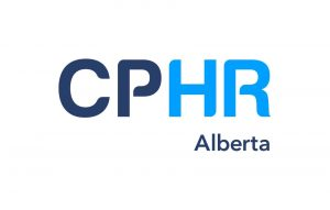 Chartered Professionals in Human Resources Alberta logo