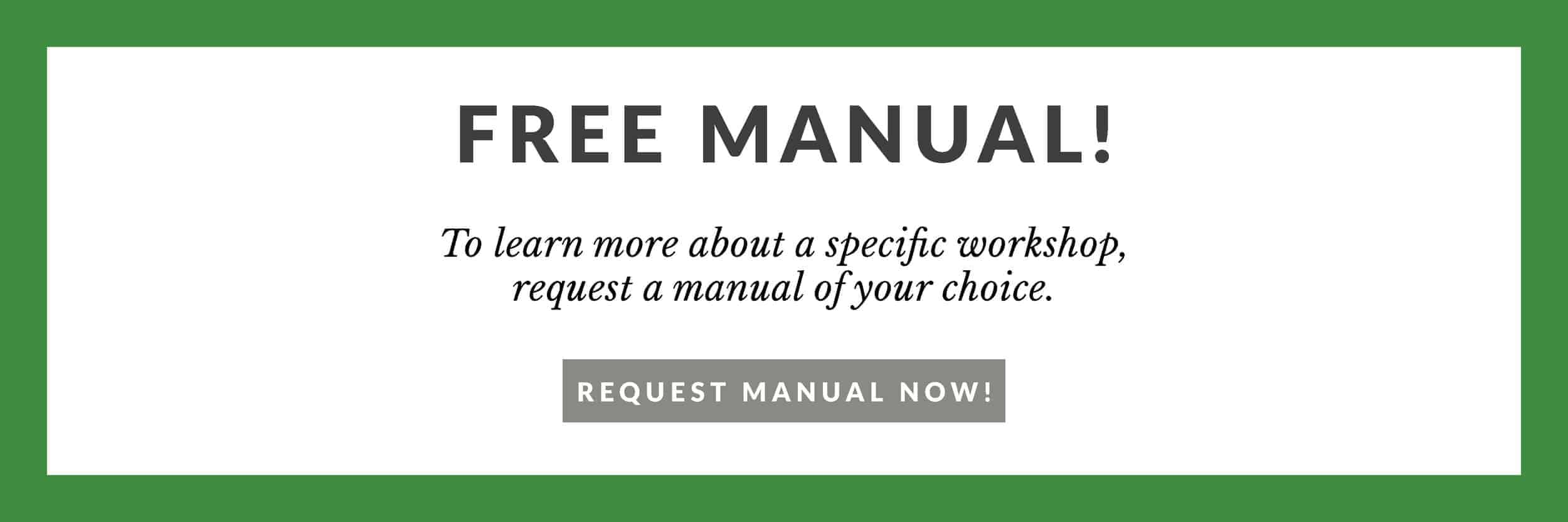 Receive any free manual popup