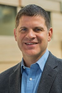 Photo of Randy Grieser, Founder and CEO of ACHIEVE Centre for Leadership and Workplace Performance, leadership training