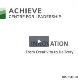 Image of Innovation Webinar