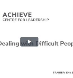 dealing with difficult people on-demand webinar
