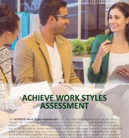 Image of ACHIEVE Work Styles Assessment tool