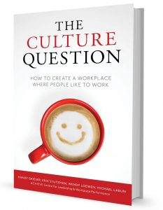 Image of The Culture Question Book, Randy Grieser