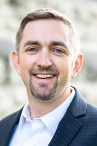 Eric Stutzman, Trainer for CTRI, Chief Executive Officer of ACHIEVE Centre for Leadership