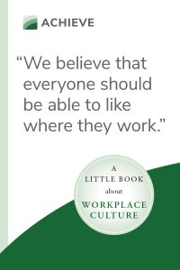 A Little Book About Workplace Culture